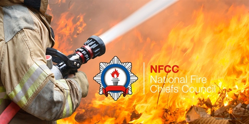 New launch~National Fire Chiefs Council's new site is fired up & ready to go!